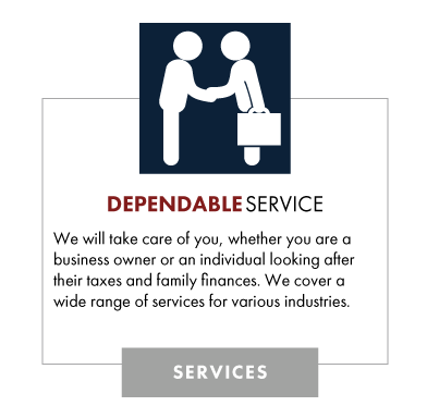 RBM Dependable Service Shreveport Louisiana Accountants